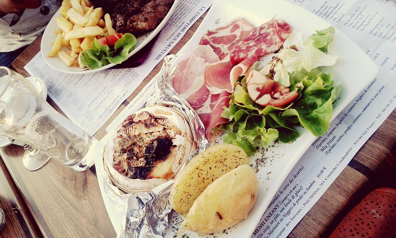 Food Plaisir Miam French Fries Pleasure Bouffe Bide Sandwich Sandwich Time Lunch