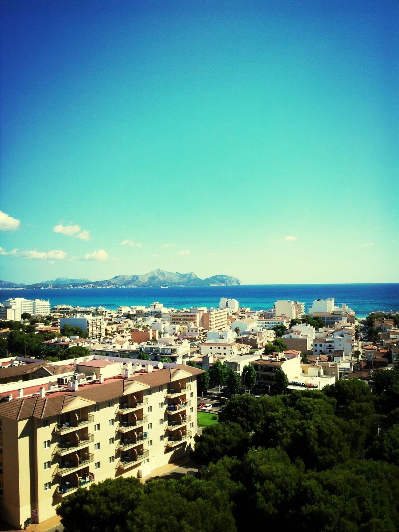 Vocation Summer 2013 Mallorca Meer