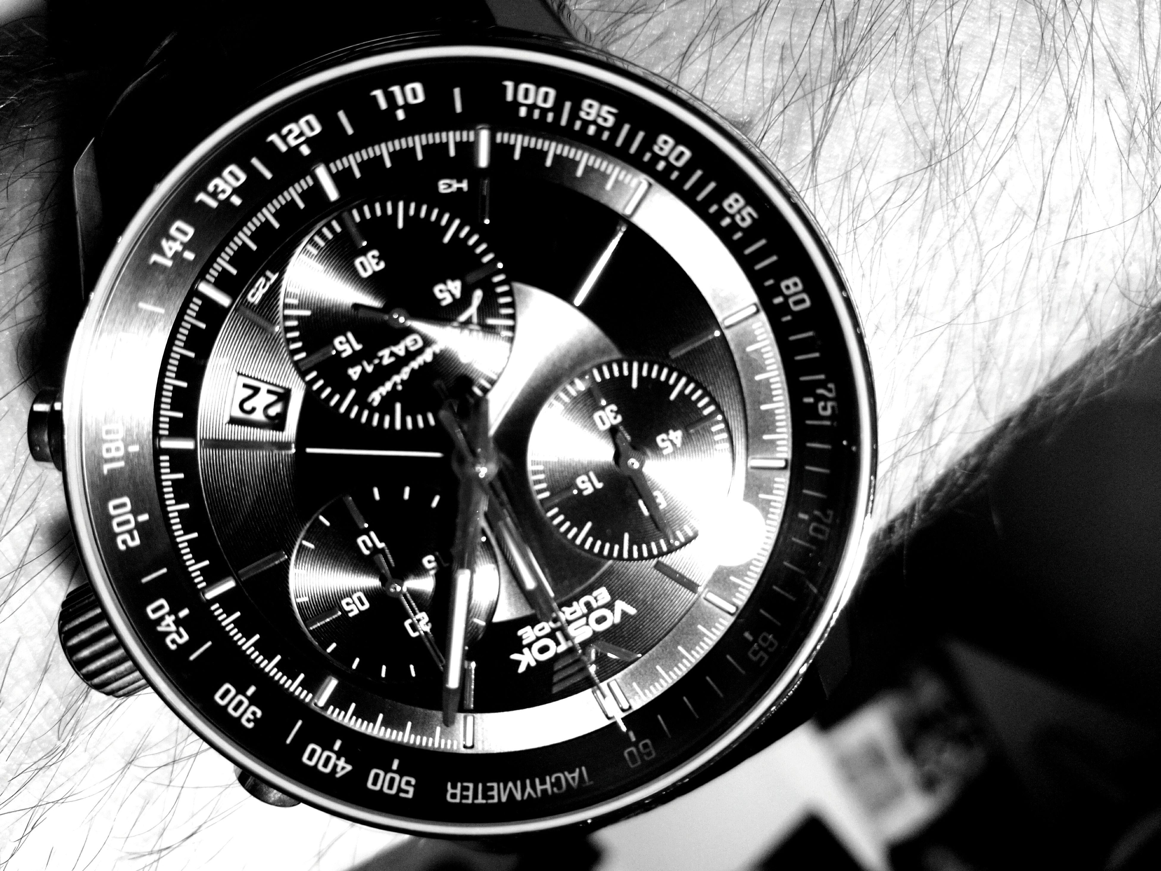 Watches Watches VostokEurope Limousine Gaz-14 Gaz-14