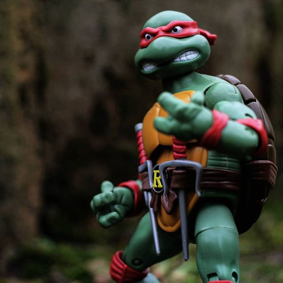 The most 'tude on the team ... I think as I've gotten older Raphael has become my favourite turtle. It's the temper. Totally relatable... 🔥🐲🔥 . Raphael Tmnt Teenagemutantninjaturtles Playmates Tmntclassic Toyphotography Toyoutsiders Toptoyphotos Epictoyart Toyspotcollector Justanothertoygroup Ata_dreadnoughts Toystagram Toyslagram Toygroup_alliance