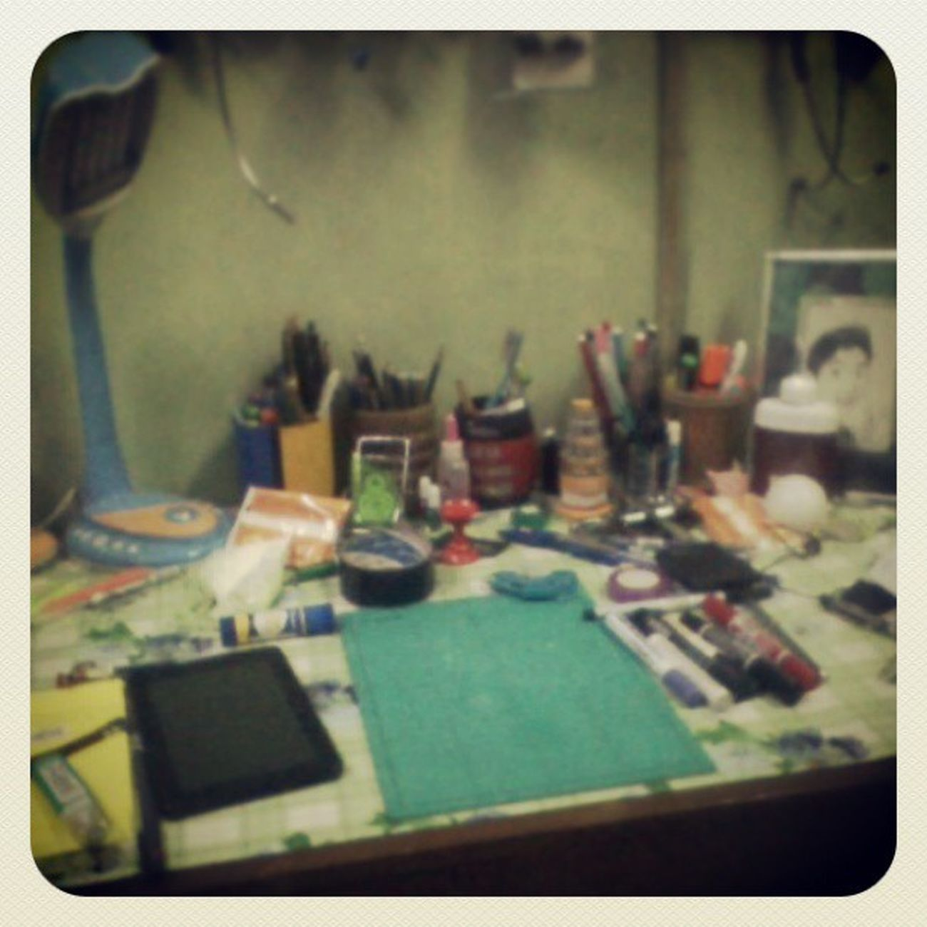 Desk Making Crazythings Lexuarytime