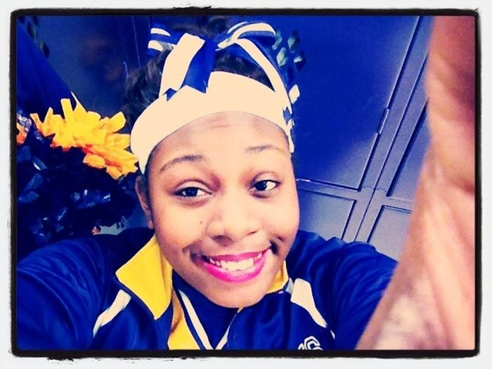 Me At The Game !!!!!
