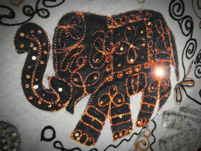 Elefant Colors Decoration Photocolor  Elefante  Colorful Indian Style Incredible India Tapiz PhonePhotography