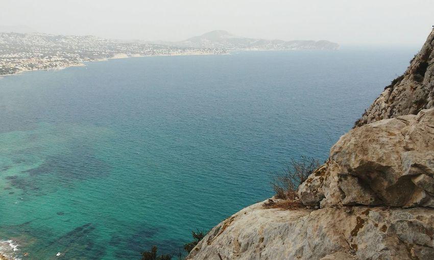 MyPhotography Calpe Water Penyal D'ifac