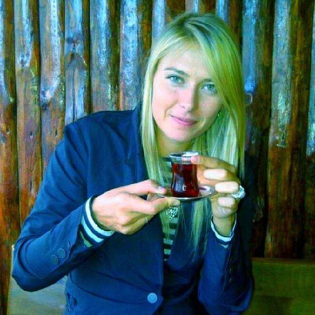 MariaSharapova Aşk Istanbul Turkishtea