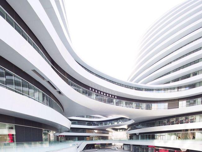 Architecture ZahaHadid Abstractarchitecture (null)