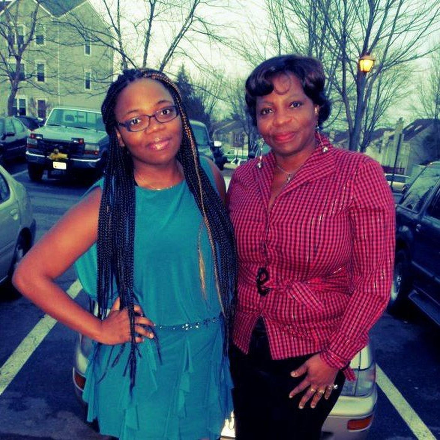 Happy Mother's Day To My Beautiful Mother!