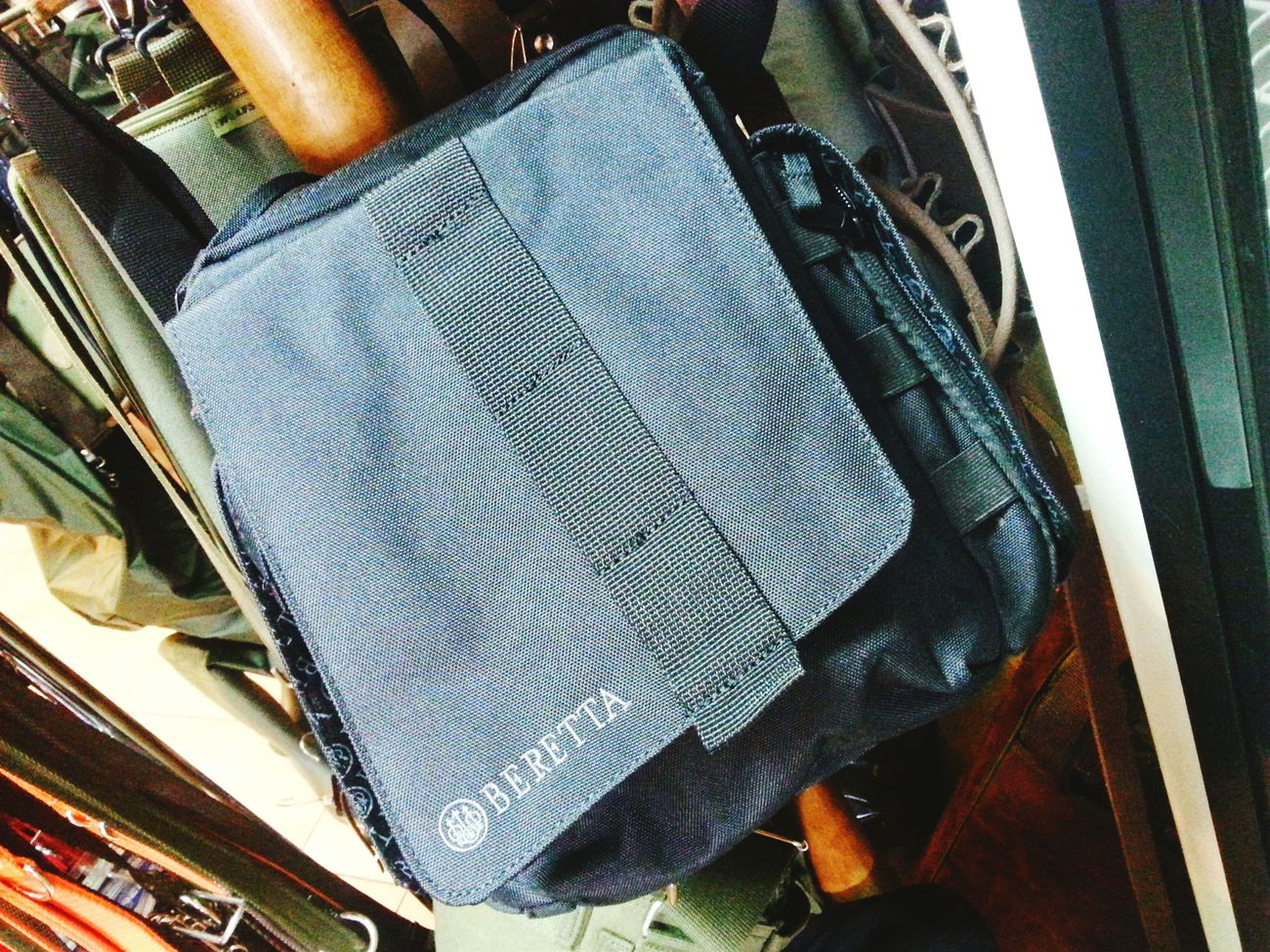 AmmoBag of Beretta - now also in Hubertech , Katowice, Poland
