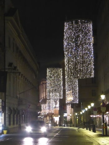 Illuminated Christmas Decoration Christmas Night Christmas Lights Miölions Of Light For Hope Austriaholidays Shine Bright Like A Diamond  For My Friends 😍😘🎁 Cold Temperature Tranquility Perfect Day With A Friend Celebrate The Moment 'cause The Moment Is Your Life Vienna's Calling😍😎