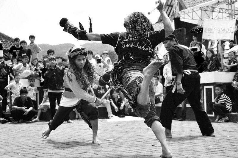 Unjungan Black & White Kultur Indonesia_photography People