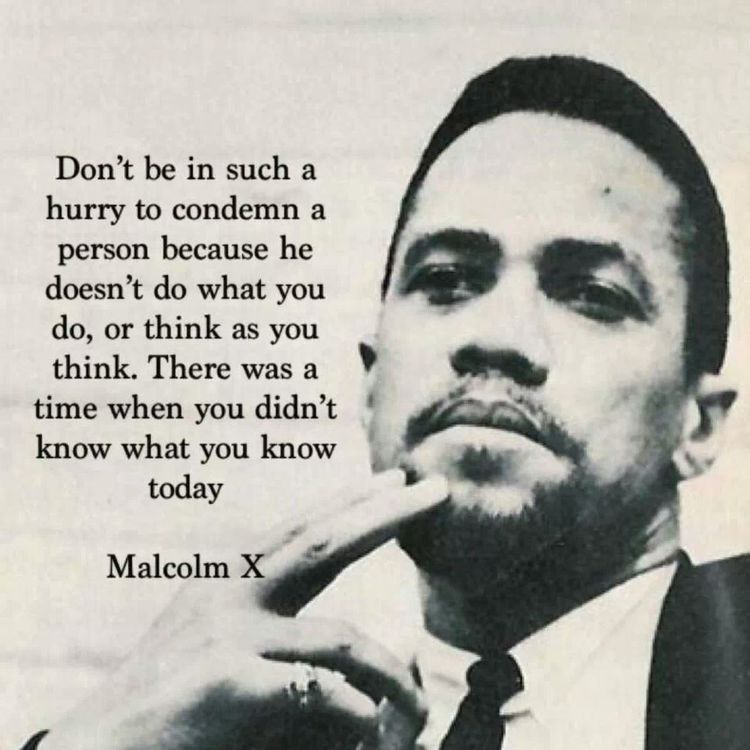 Malcolm X Awesome Speaking The Truth