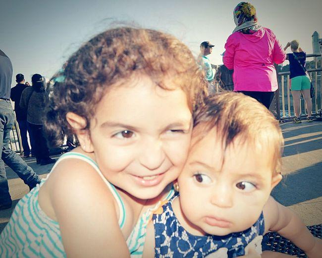 Feel The Journey Girls Power Sisters ❤ Enjoying Life Travel Photography Cool Kids Children Niagara Falls Fun Love ♥