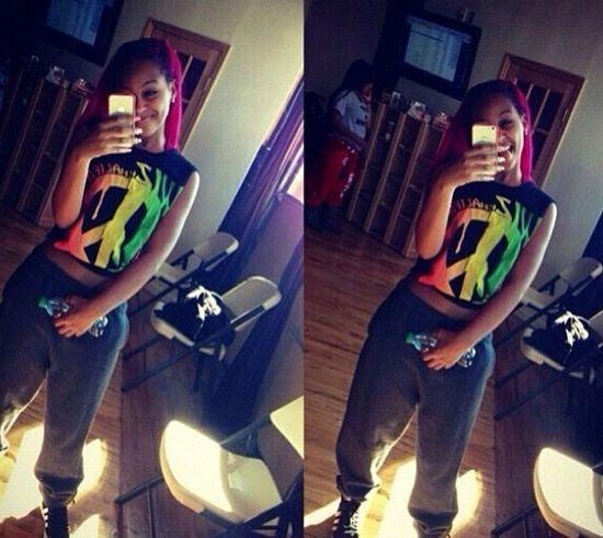 Bahja wanna be my young gee?❤ Please?! @bahjathebaddie