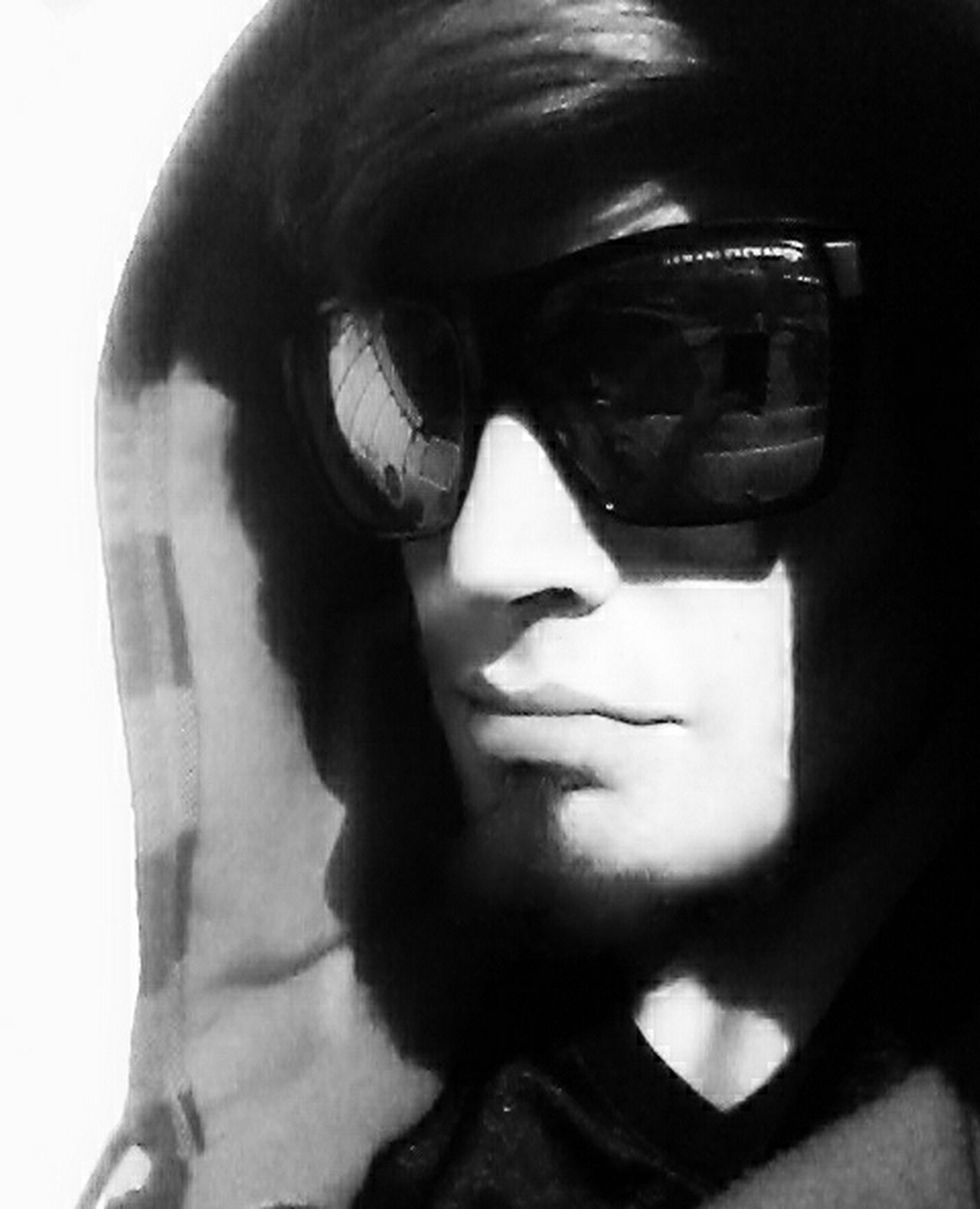 Taking Photos Check This Out Hello World Hi! Look Eyem Portland Check This Out EyeEm Gallery Eyeemphotography Facebook Faces Of EyeEm JustMe Selfie Selfportrait That's Me Monochromatic Close-up Headshot Stunna Shades On ;) Blackandwhite Photography Youth Of Today Armani Shades Of Grey This Week On Eyeem