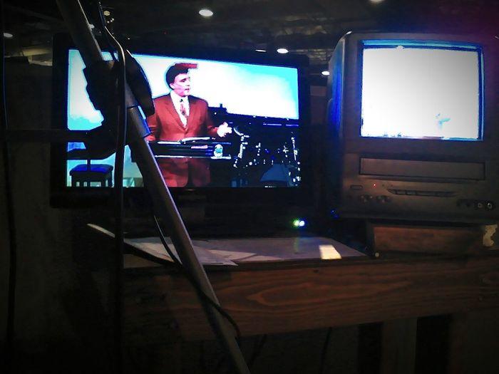 Camera 2 Booth Sunday Morning in Branson, Missouri at Faith And Wisdom Church FWCBranson Streamzoofamily