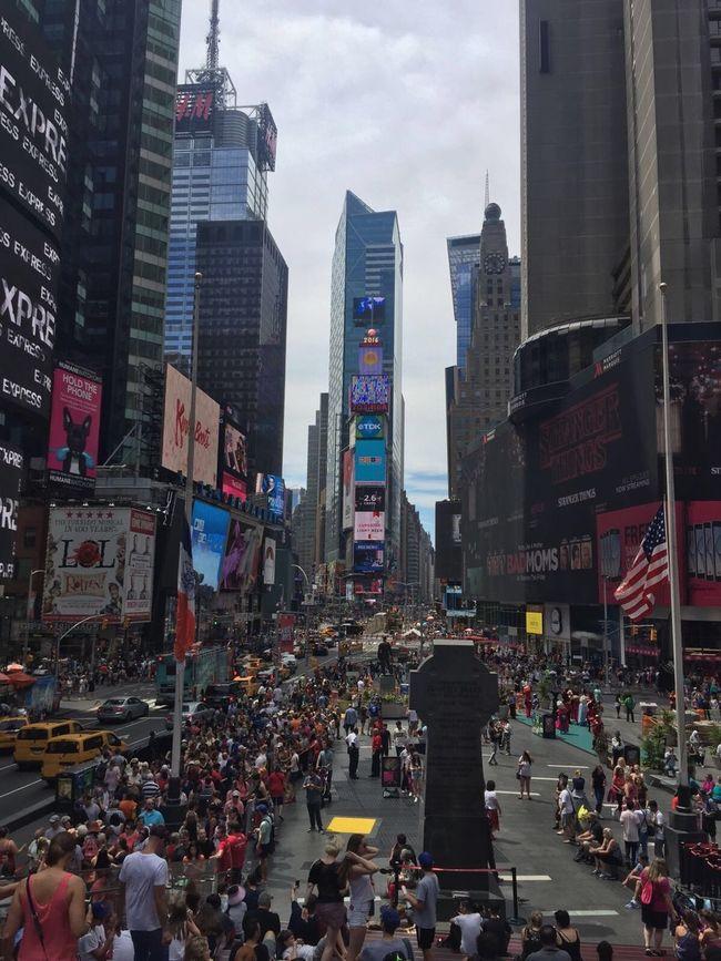 New York City that never sleeps