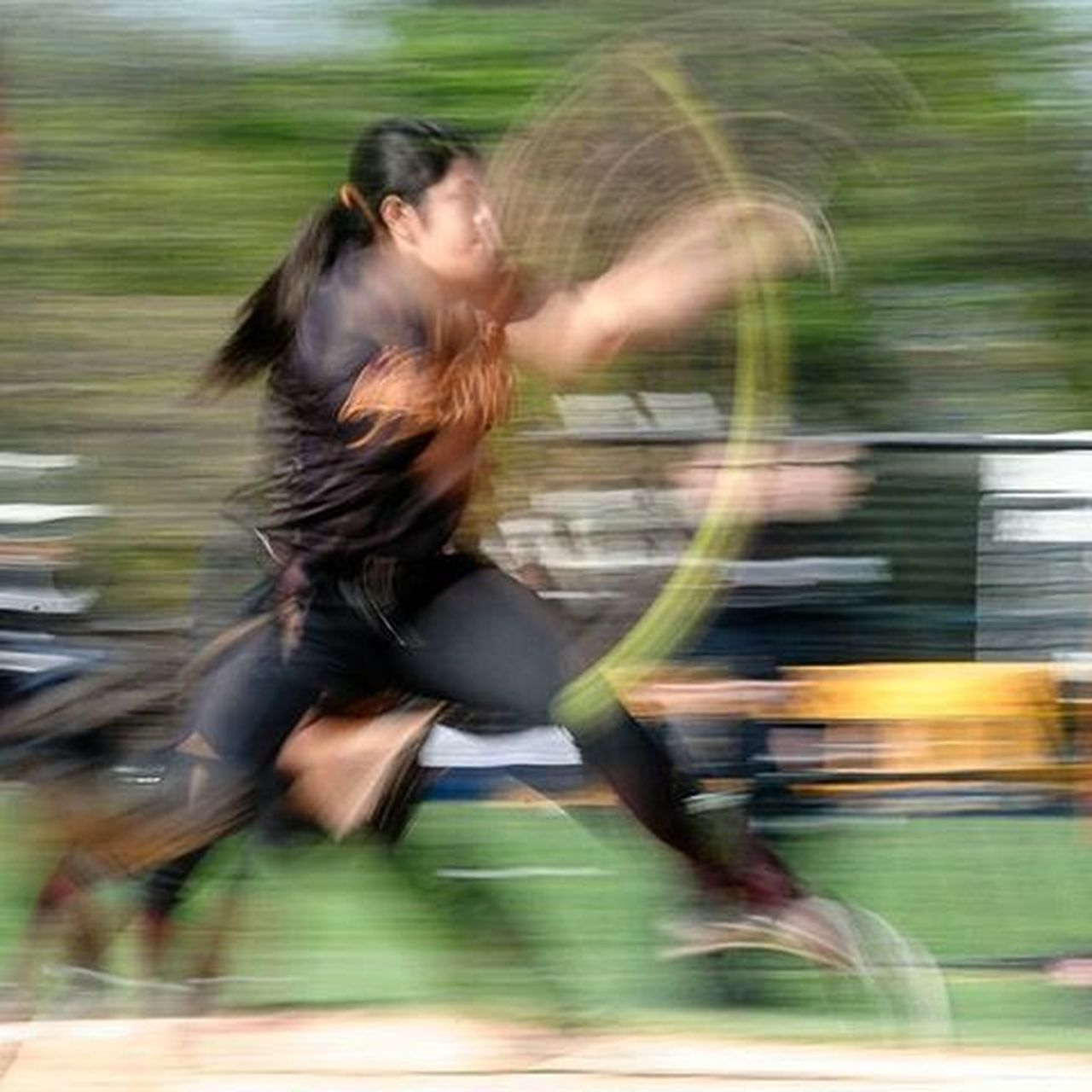 Pitch abstract Softballplayer Sportsphotography Softball Sport Pitcher