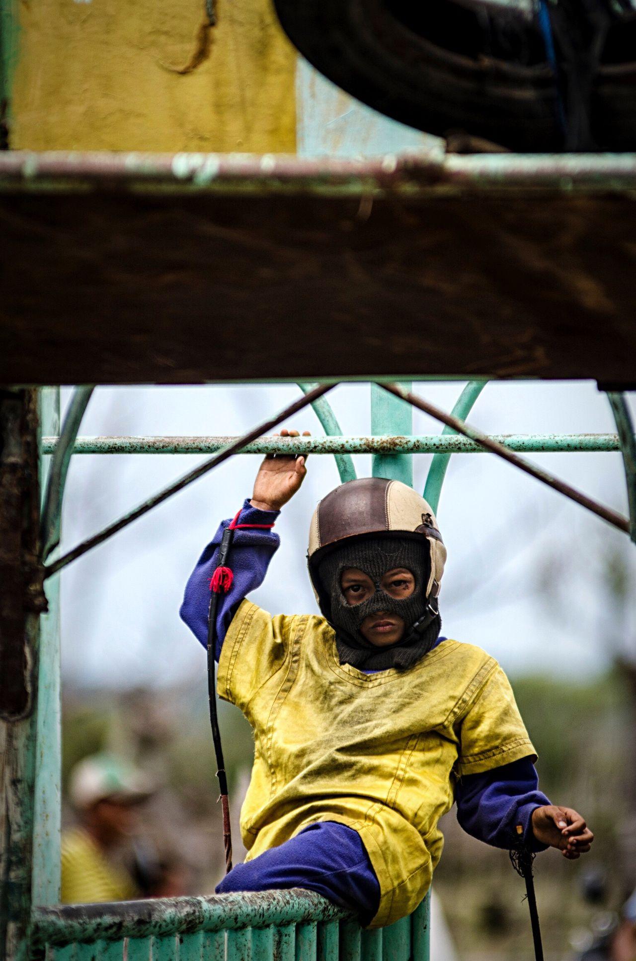 Little Rider Little Boy Real People Sumbawaisland Indonesia Culture Wonderful Indonesia First Eyeem Photo