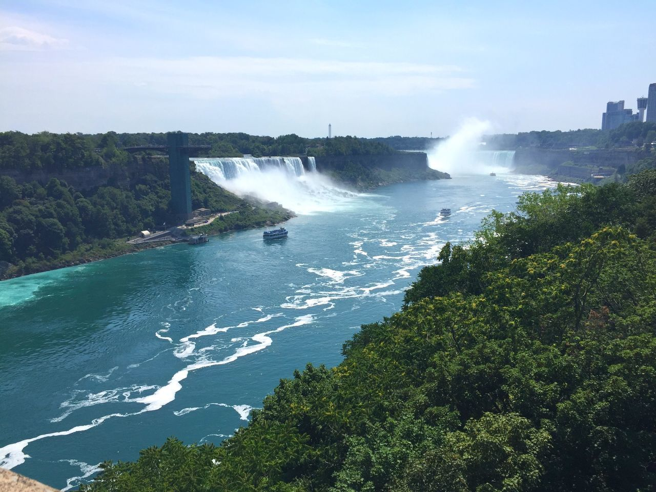 A Bird's Eye View Niagara Falls Check This Out Nature Nature Photography Beauty In Nature Beautiful