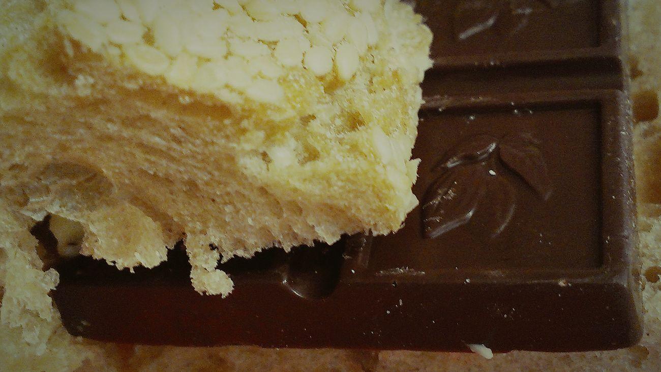 Chocolat Chocolate Schokolade Pain Brot Pan Pao Bread Francais French Sesame Sesam Gergelim Sesame Seeds RemiB 090216