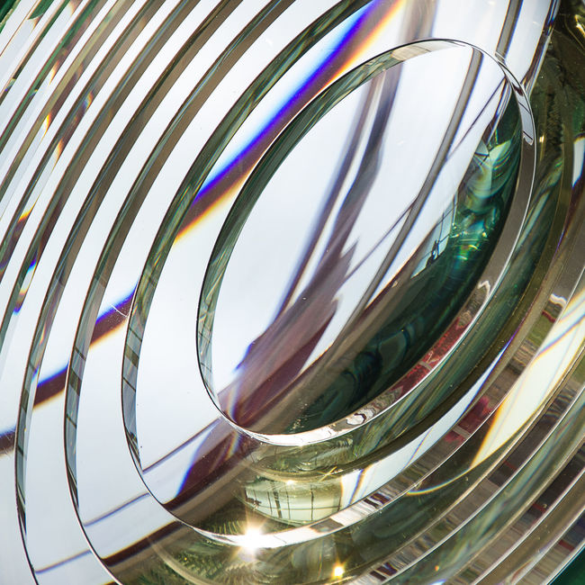 Mirror Mirror Picture Mirrors Mirror Reflection Mirrorshot Lighthouse Lights Rainbow Colors Light Reflection Roundglasses Round And Round Glass Art Glass Reflection Reflections Reflection Reflection Perfection  Abstract Abstractart Abstractions In Colors Catch The Sun CATCH THE LIGHT .