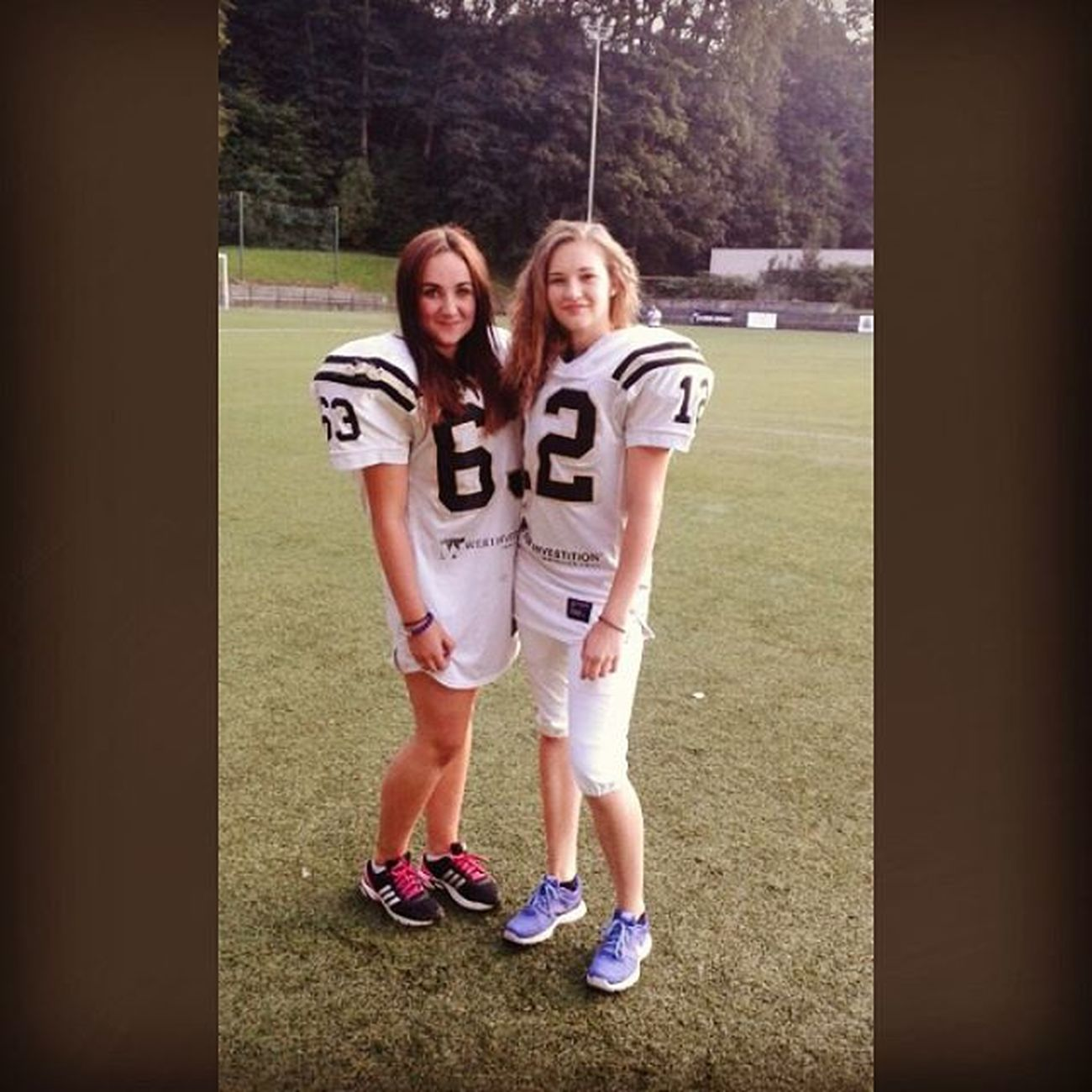 Training 👌💪 Americanfootball Americanfootballgirls Training Czechgirls