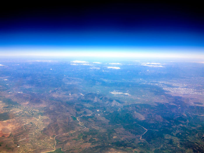 From An Airplane Window Cyprus EyeEm Best Edits Edge Of The World