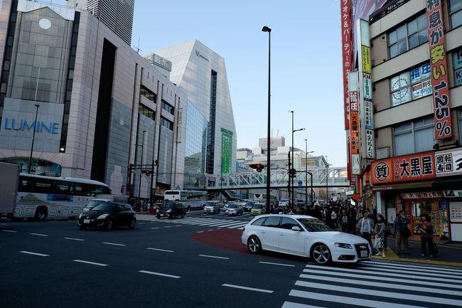 新宿 Shinjuku Bus Terminal City City Life Fujifilm Fujifilm X-E2 Fujifilm_xseries Japan Japan Photography Modern NEWoMan Shinjuku Street Tokyo XF18-55mm ニューマン バスターミナル バスタ新宿 新宿 東京