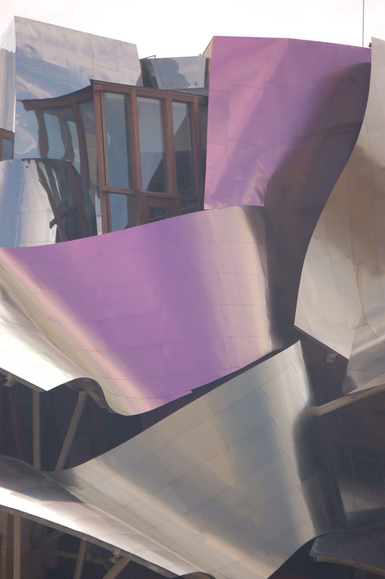 Marques De Riscal Frank O. Gehry Elciego Your Design Story