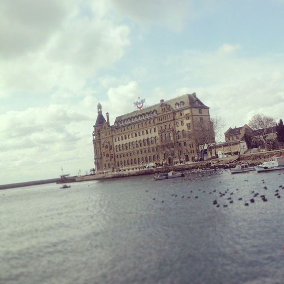Hayatim Haydarpasa Deniz Istanbul objektifimden oan kadikoy sea deniz gunaydin