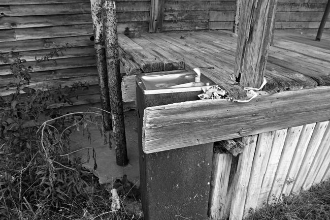 Abandoned Places Bad Condition Black And White Photography Eye4photography  EyeEm Gallery Outdoors Plank Rusty Solitude Weathered Wood - Material Wooden