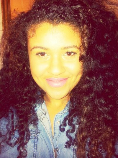 Procrastinating Curly Hair!