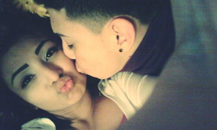 the L♡VE of my life c: With My Boyfriend <3 04072012 ♥