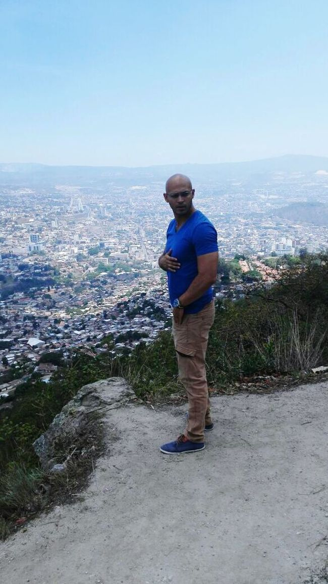 Hanging Out Taking Photos Enjoying Life That's Me The Places I've Been Today Sunday Afternoon Tegucigalpa,Honduras Tegucigalpa Landscape Picacho