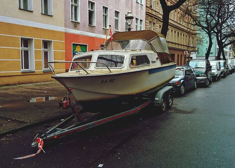 Leonie Filter Stranded Streetphotography Ship