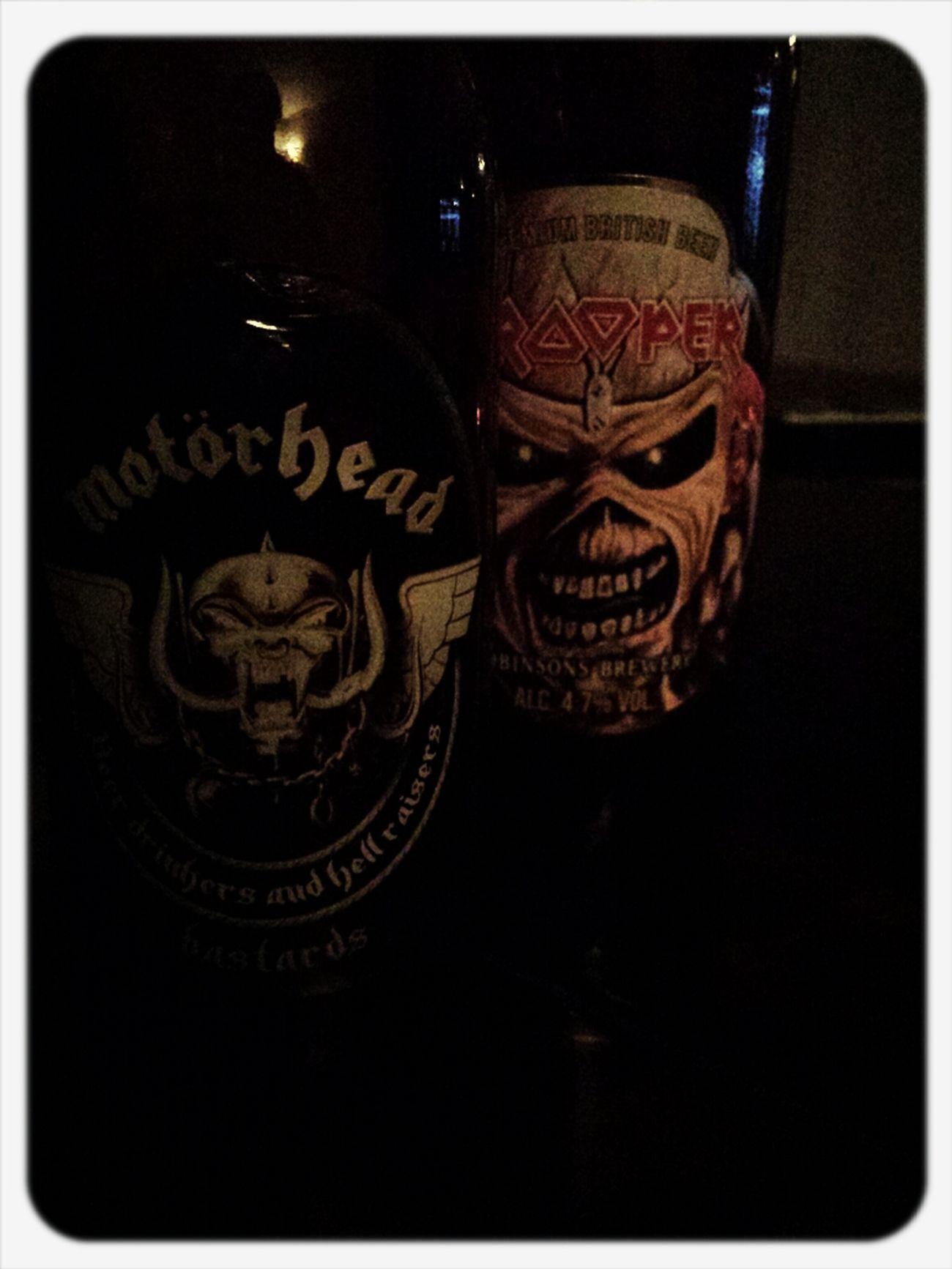 hårdrocks festival i skärted. Motörhead som förband och Maiden som headband. sen blir det frihopp till efterband.