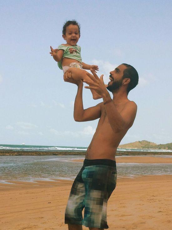 """O bêbado e o equilibrista"" Adventurefamilytime Beachphotography Baby Boy Pernambuco"