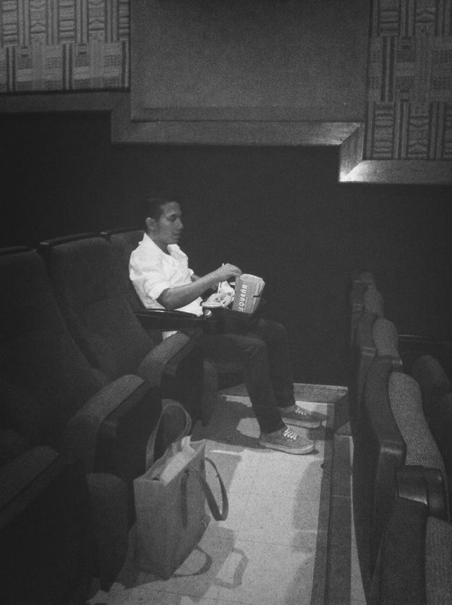 At cinemas Hello World Relaxing JustMe That's Me