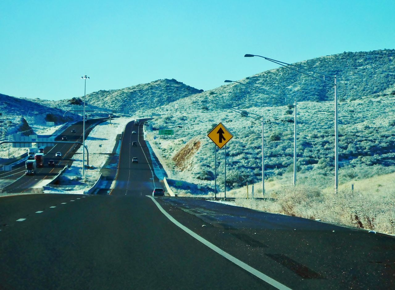 Went on a road trip a couple days ago, there was a couple inches of snow. Snow Road Trip! Taking Photos EyeEm Arizona Outdoors No People Desert Beauty Desert Snow