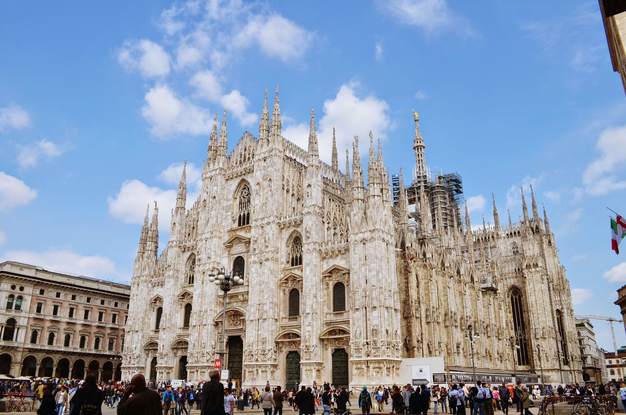 Beautiful stock photos of milan, Capital Cities, Carving - Craft Product, Cathedral, Catholicism