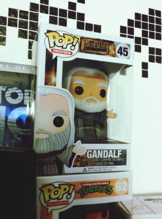 Gandalf vom Dezember @Nerdblock ^^ Nerdblock The Hobbit POP!