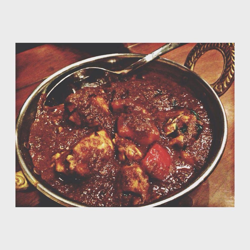 Chicken Curry Rice Saigon India Foods