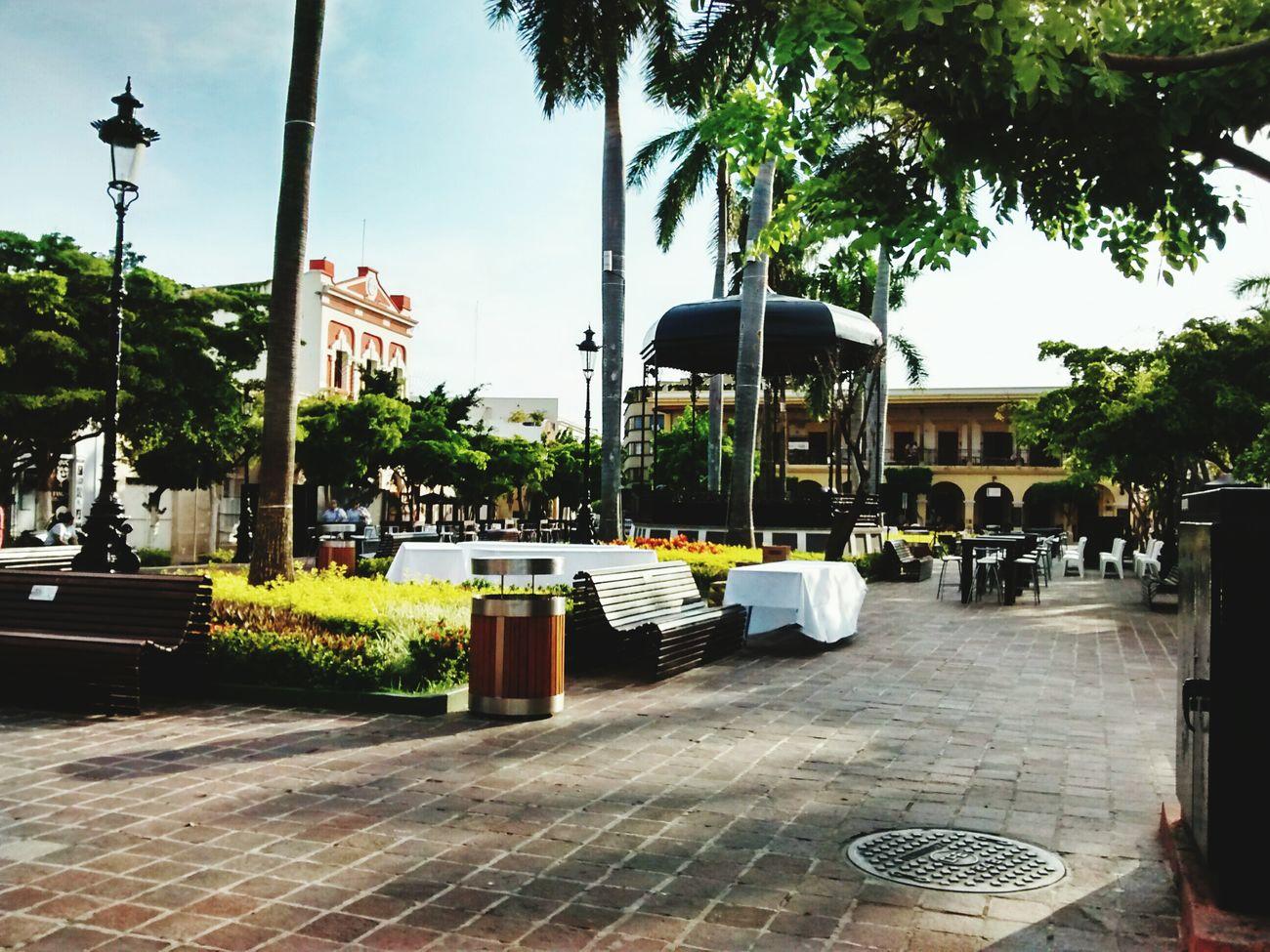 Plazuela Machado :) Plaza Plazuela Mahado Expression Arquitecture Arquitectura