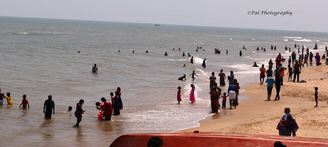 Tiruchendur Beach Beach Photography Chennai India Ocean Paulvadivu Sea Temple Town Tiruchendur Travel Destinations