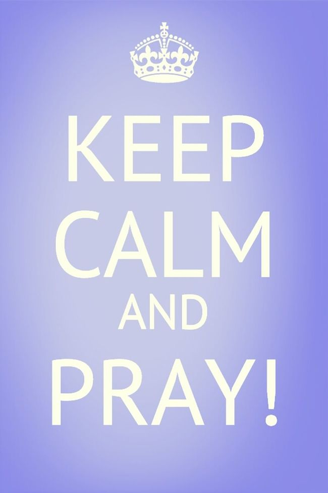 Pray On!!
