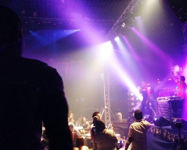 One Wild Night Dayout Dance Crazy Moments Concert Lasucursaldelcielo