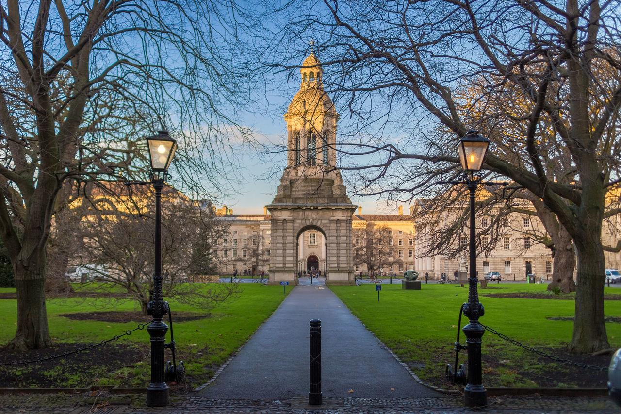 Beautiful stock photos of dublin, Architecture, Building Exterior, Built Structure, Capital Cities