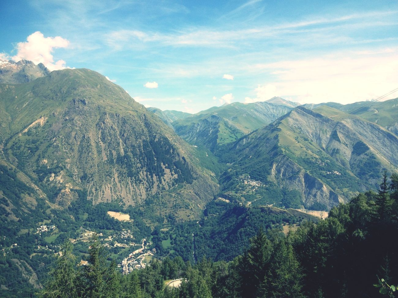 Montagne ! Naturelovers Beautiful Day