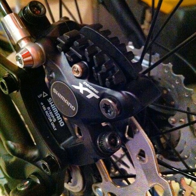 Ride on Shimano Xt Icetec MTB Mountainbike 650b Hardtail Rockshox