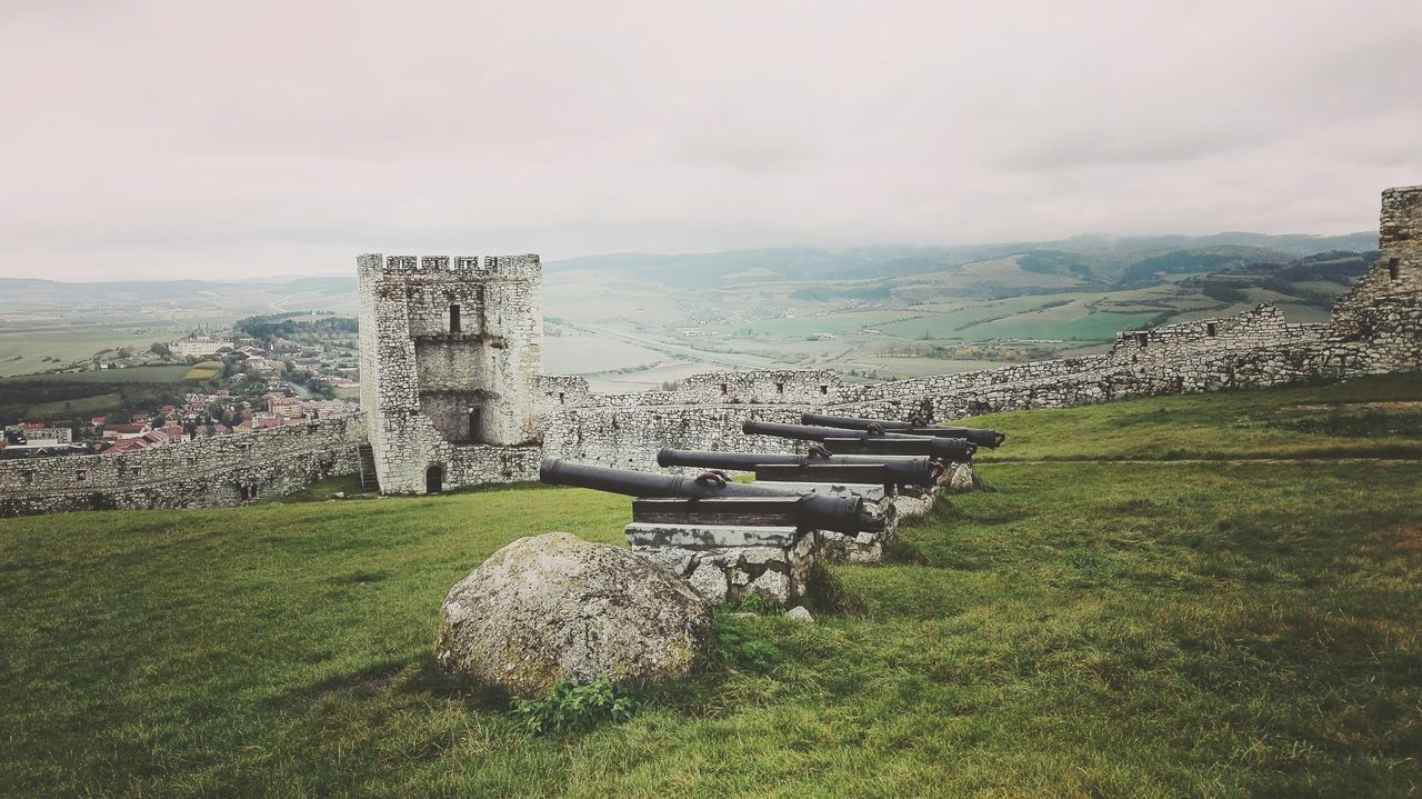 Beautiful stock photos of castle,  Architecture,  Beauty In Nature,  Built Structure,  Cannon
